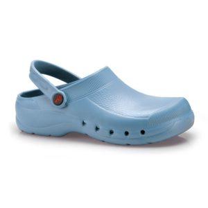 Zoccolo EVA - azzurro